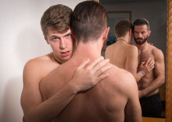 "Brendan Patrick fucks his younger brother Troy Accola in ""Brotherly Love"" from Icon Male"