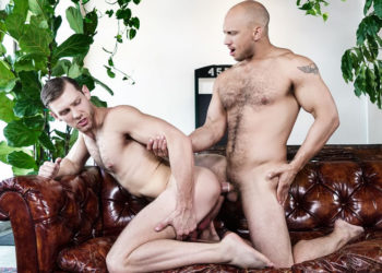 "John Magnum pounds Jacob Peterson in ""Wrong Number"" from Men.com"