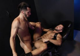 "Bruno Bernal gets fucked by Marco Lorenzo in ""Raunchy and Deep"" from Pride Studios"