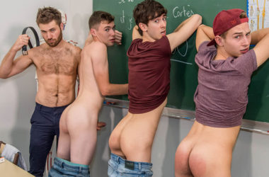 """Slutty High School Boys"": Teacher Doryann Marguet makes you want to go back to school"