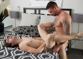 """Steve Rogers plows Chad Piper's bare hole in """"I Like Cherries"""" from Next Door Studios"""