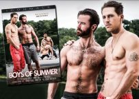 """Icon Male releases first scene from their new """"Boys of Summer"""" movie"""