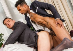 "Jacen Zhu and Alexander Volkov fuck each other in ""Jizz is the Bizz"" part one"