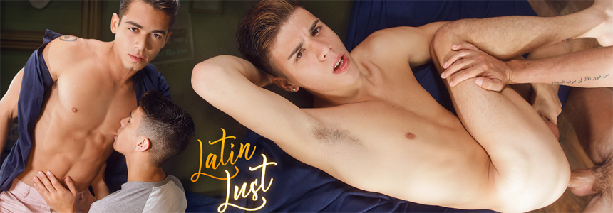 Latin Lust from Helix Studios