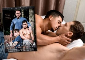 """Here is Icon Male's """"Brothers 3"""" with Hans Berlin, Kory Houston, Armond Rizzo and more"""