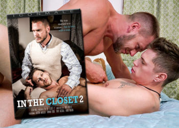 "Hans Berlin, Jaxton Wheeler, Roman Todd & Troy Accola in Icon Male's ""In The Closet 2"""