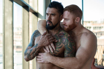 Boomer Banks and Seth Fornea get 'Studio Ready' in Hot New Photo Shoot