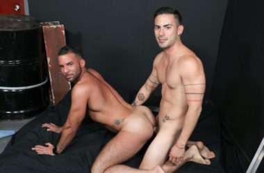 "Fernando Del Rio gets fucked by Cesar Rossi in ""Cruising For Cock"""