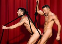 """Hung muscle top Manuel Skye fucks Andy Star in """"Extraordinary"""" from Men.com"""