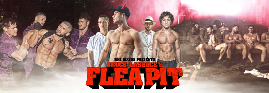 Flea Pit from Bruce LaBruce in collaboration with CockyBoys and Jake Jaxon