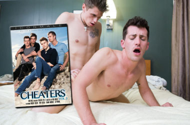 "Icon Male's ""Cheaters 3"" with Michael Delray, Troy Accola, Shawn Andrews & JD Phoenix"