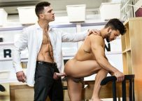 """Paddy O'Brian tests Pietro Duarte's ASSets in """"The Boss"""" part one from Men.com"""