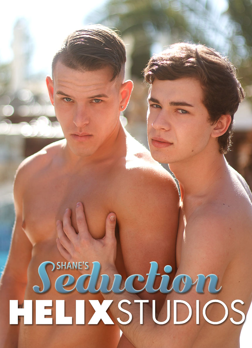 Shane and Collin at Helix Studios