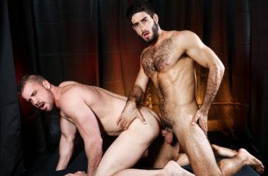 "Darin Silvers gets fucked by Diego Sans in ""Exploring: Man"" from Men.com"