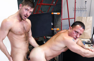 "Jack Andy fucks Tony Lazzari in ""Perfect Fitting Cock Ring"" – Pride Studios"