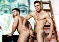 """Jonas Jackson debuts at Men.com and gets fucked by Paddy O'Brian in """"Elixir"""" part one"""