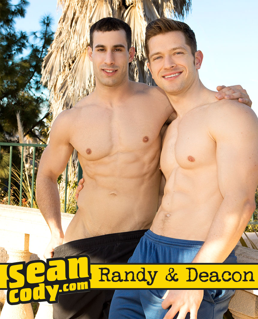 Randy fucks Deacon's ass at Sean Cody