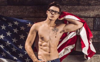 "Blake Mitchell and other Helix Studios Exclusives inspire ""Rise Up"" series"
