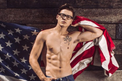 """Blake Mitchell and other Helix Studios Exclusives inspire """"Rise Up"""" series"""