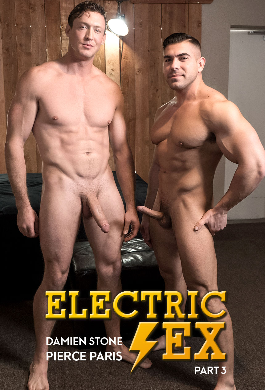 Pierce Paris and Damien Stone