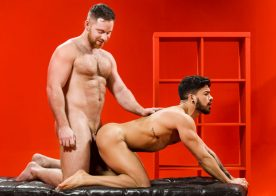 "Jonas Jackson fucks Latin bottom Pietro Duarte in ""Sex Wish"" part two from Men.com"