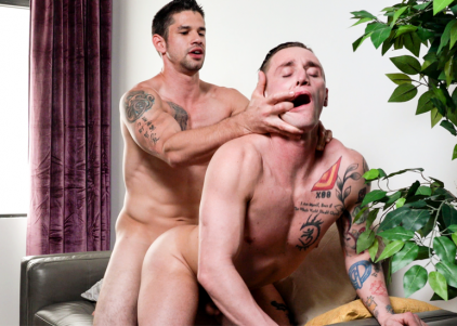 """Lance Ford and Jason Richards fuck in """"Rainy Day Play"""" – Next Door Studios"""
