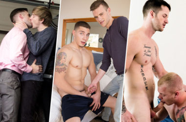 Next Door update: Scott Finn, Spencer Laval, Quentin Gainz, Leo Luckett, Mathias & Luke Reed
