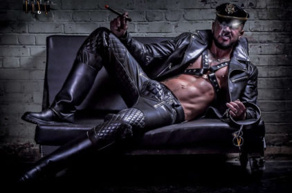 Porn star Dolf Dietrich interviewed by Mainly Male