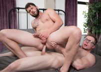 """Markie More and Johnny Hill flip-fuck in """"Urgent Urges"""" from Next Door Studios"""