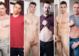 Next Door update: Markie More, David Strong, Mark Long, Adam Gregory, Connor and Spencer