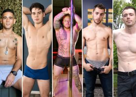 Solo performances from Active Duty, Sean Cody, Reality Dudes, Next Door Studios & Corbin Fisher