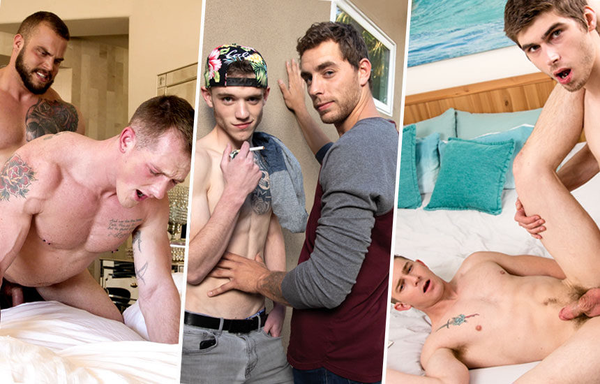 Next Door update: Jackson Cooper, Carter Woods, Dax Carter, Scott Finn, Chad Piper, Nathan Styles