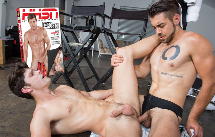 """Hot House goes bareback with the release of their upcoming movie """"HHSN: Exposed"""""""