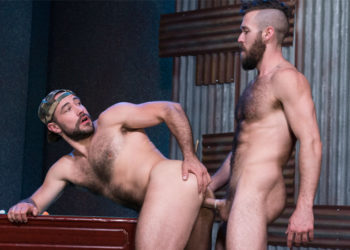 "Ashland and Ziggy Banks flip-fuck in ""Furgasm"" part three from Raging Stallion"
