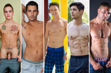 Solos from Sean Cody, Reality Dudes, GayHoopla, Corbin Fisher, Chaosmen and Active Duty