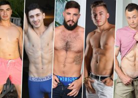 Solos from Sean Cody, GayHoopla, Active Duty, Next Door Studios, Chaosmen & Reality Dudes