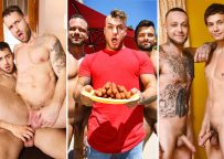 Men.com update: Dante Colle, Kit Cohen, Gage Unkut, Zach Country, William Seed & more