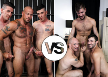 Sean Duran and the Stax twins VS John Magnum, Scott Demarco and Jack Andy