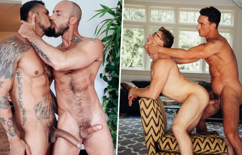 CockyBoys update: Boomer Banks, Jessie Colter, Cade Maddox and Wess Russel