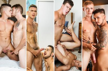 Men.com update: Colton Grant, Jake Porter, Paddy O'Brian, Dante Colle, JJ Knight & more