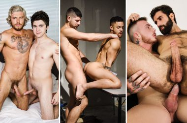MEN update: Blake Ryder, Will Braun, Connor Halsted, Beaux Banks, Theo Ross & Tegan Zayne