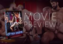 """A First Look at Raging Stallion's new gay porn movie """"Otter Erotic"""""""