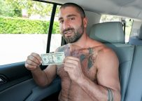 Sharok sucks cock and gets fucked for cash at Str8 Chaser
