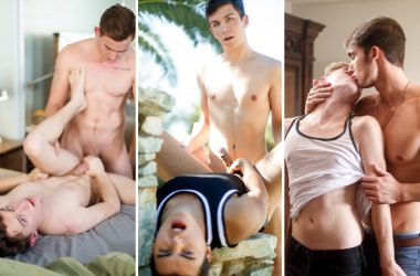 Helix update: Josh Brady, Leo Frost, Jared Scott, Gabriel Martin, Luke Wilder & Clay Turner