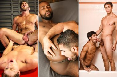 MEN update: Paul Canon, Grant Ryan, Lawrence Portland, Ty Mitchel, Zach Country & more