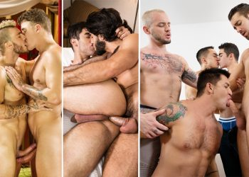 Men.com update: JJ Knight, William Seed, Diego Sans, Lucas Leon, Cazden Hunter & more
