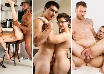 MEN update: Lawrence Portland, Beaux Banks, Axel Kane, Will Braun, Theo Ross & Kit Kohen