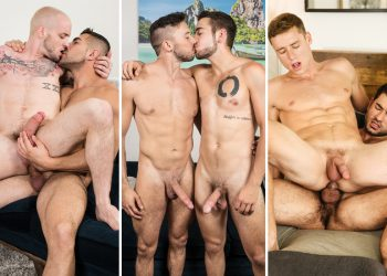 MEN update: Damien Stone, Colton Grey, Dante Colle, Shane Jackson, Vadim Black & more
