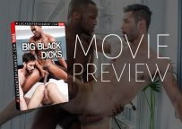 """Lucas Entertainment's latest movie is filled with lots of """"Big Black Dicks"""""""