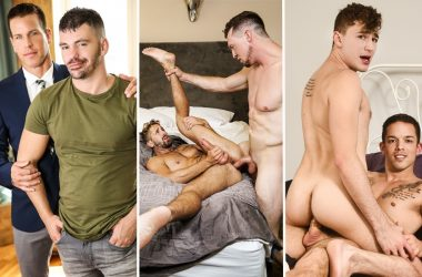 Men.com update: Kelly Evans, Brogan Reed, Pierce Paris, Wesley Woods, Zander Lane & more